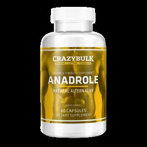 Anadrole, l'alternative légale à Anadrol