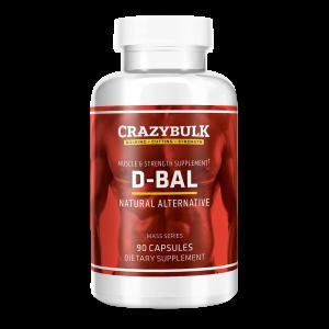 D-Bal, a alternativa legal ao Dianabol