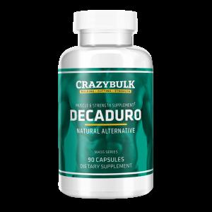 Decaduro, a alternativa legal à Deca Durabolin