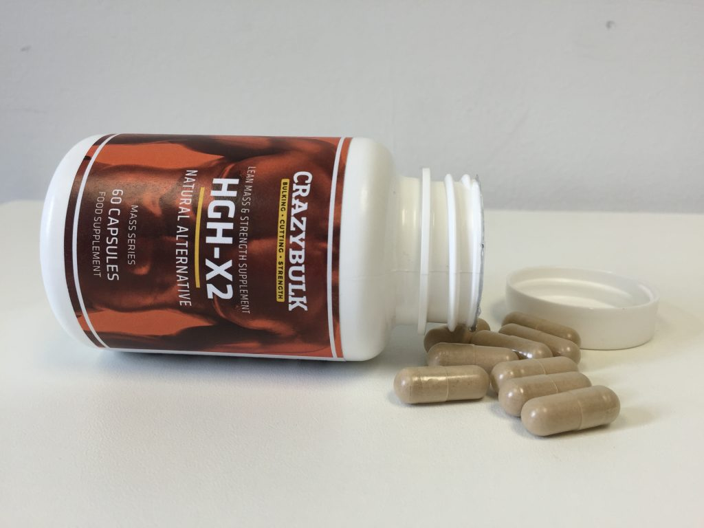 HGH-X2 cápsulas