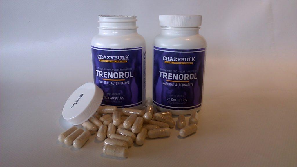Cápsulas de Trenorol
