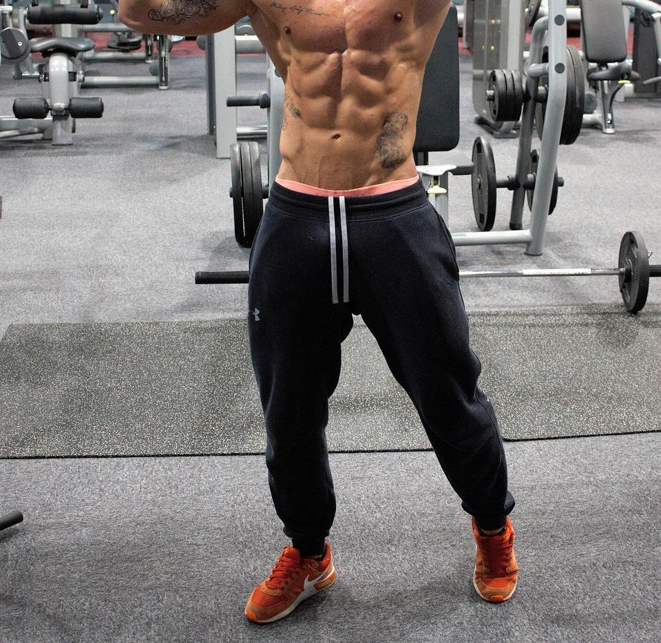 Músculos trabalhados pela bainha