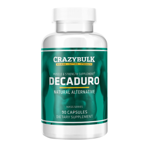 Decaduro, a alternativa legal à Deca Durabolin